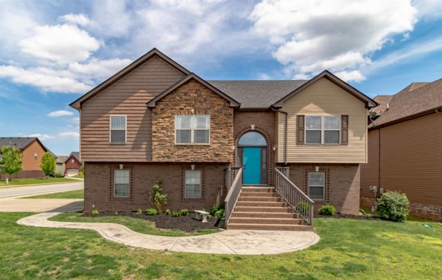 714 Gaine Lynn Dr, Clarksville, TN 37040 (MLS #RTC2038947) :: Cory Real Estate Services
