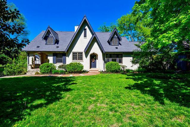 305 Bowling Ave, Nashville, TN 37203 (MLS #2038968) :: John Jones Real Estate LLC