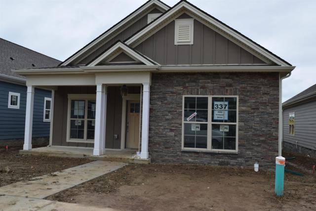 2052 Kirkwall Dr. #337, Nolensville, TN 37135 (MLS #2039187) :: The Helton Real Estate Group