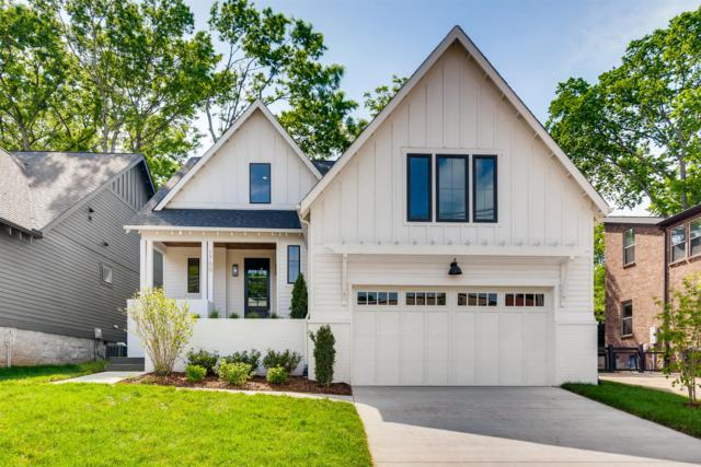 1700 Carvell Dr, Nashville, TN 37203 (MLS #2039286) :: FYKES Realty Group