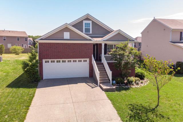 1360 Creekside Drive, Nolensville, TN 37135 (MLS #2039385) :: John Jones Real Estate LLC