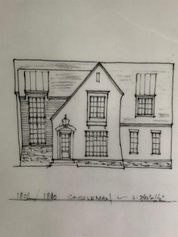 1810 Castleman, Nashville, TN 37215 (MLS #2039411) :: The Helton Real Estate Group