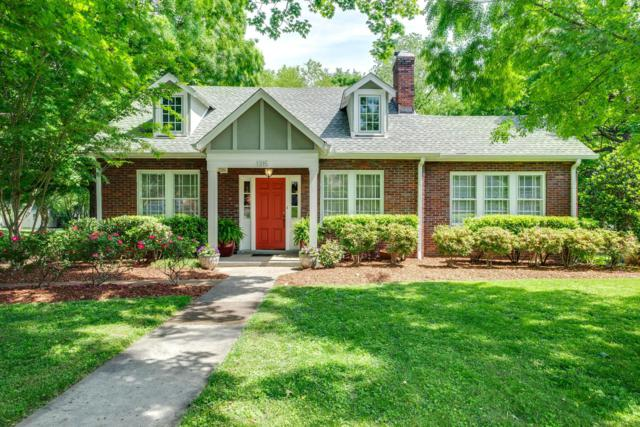 1315 Riverwood Dr, Nashville, TN 37216 (MLS #RTC2039531) :: John Jones Real Estate LLC