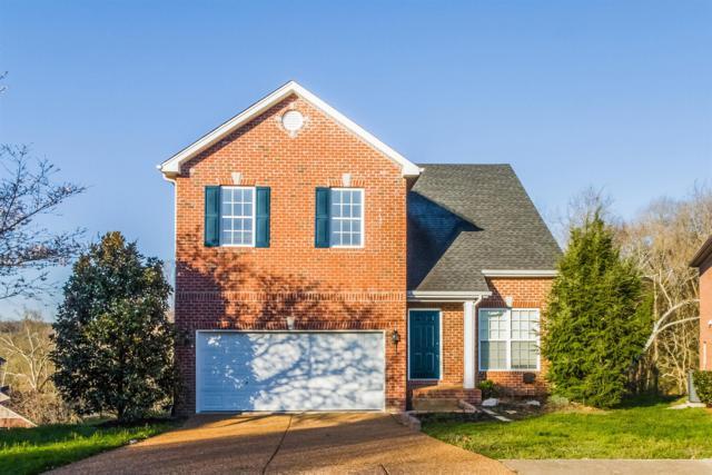 6960 Scarlet Ridge, Brentwood, TN 37027 (MLS #2039564) :: FYKES Realty Group