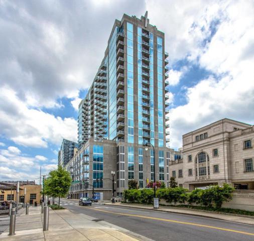 301 Demonbreun St Unit 406, Nashville, TN 37201 (MLS #2040053) :: Clarksville Real Estate Inc
