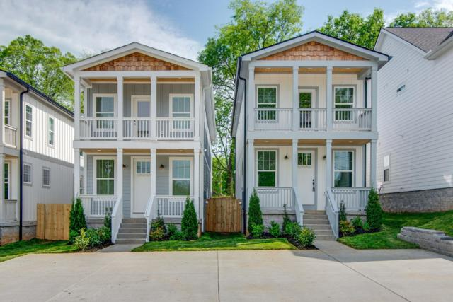 6361 B Ivy St, Nashville, TN 37209 (MLS #2040152) :: Berkshire Hathaway HomeServices Woodmont Realty