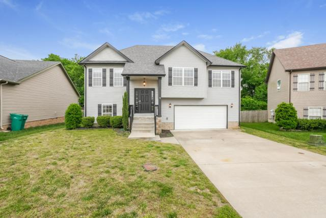 3705 Gray Fox Dr, Clarksville, TN 37040 (MLS #RTC2040232) :: Cory Real Estate Services
