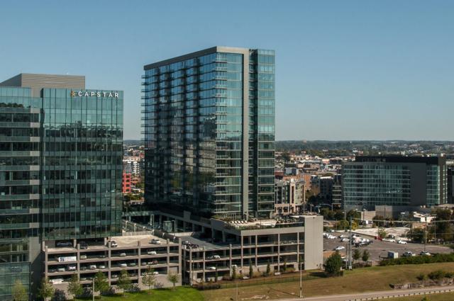 1212 Laurel Street #1810, Nashville, TN 37203 (MLS #2040385) :: Clarksville Real Estate Inc