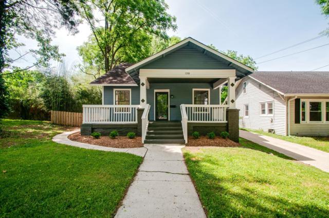 1306 Douglas Ave, Nashville, TN 37206 (MLS #2040394) :: Village Real Estate
