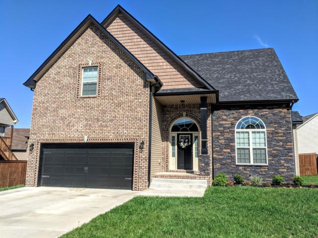 305 Rye Dr, Clarksville, TN 37043 (MLS #2040473) :: Berkshire Hathaway HomeServices Woodmont Realty