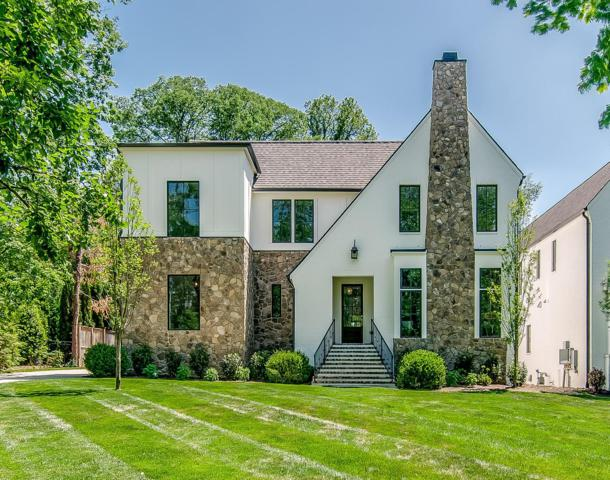 3805 Brighton Rd, Nashville, TN 37205 (MLS #2040708) :: The Milam Group at Fridrich & Clark Realty