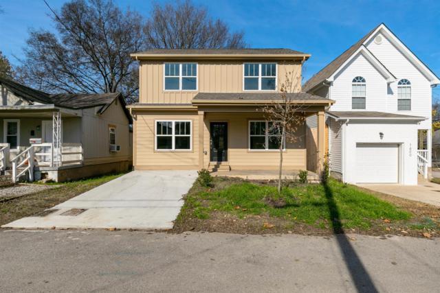 1600 B Knowles St, Nashville, TN 37208 (MLS #2041120) :: John Jones Real Estate LLC