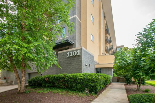 1101 18Th Ave S Apt 509, Nashville, TN 37212 (MLS #2041236) :: The Helton Real Estate Group