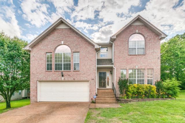 657 Waywood Cir, Antioch, TN 37013 (MLS #2041302) :: John Jones Real Estate LLC