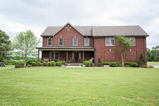 5325 Fred Perry Rd, Springfield, TN 37172 (MLS #2041404) :: The Kelton Group