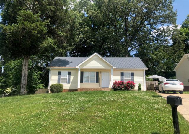 2823 Teakwood Dr, Clarksville, TN 37040 (MLS #2041470) :: REMAX Elite