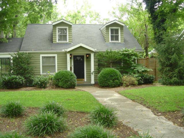 3801 Princeton Ave, Nashville, TN 37205 (MLS #2041486) :: Fridrich & Clark Realty, LLC