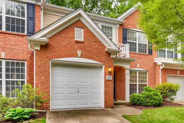 601 Old Hickory Blvd Unit 33, Brentwood, TN 37027 (MLS #2041714) :: Black Lion Realty