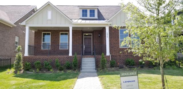 1579 Drakes Creek Road #151, Hendersonville, TN 37075 (MLS #2041762) :: The Kelton Group