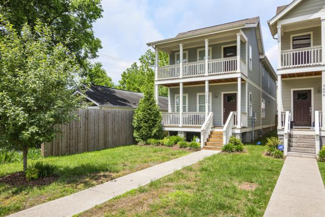 5606B B Louisiana Ave, Nashville, TN 37209 (MLS #RTC2041872) :: RE/MAX Choice Properties