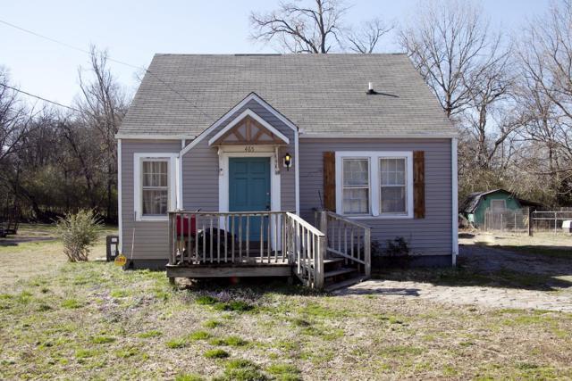 465 Evans St, Shelbyville, TN 37160 (MLS #2041982) :: The Kelton Group