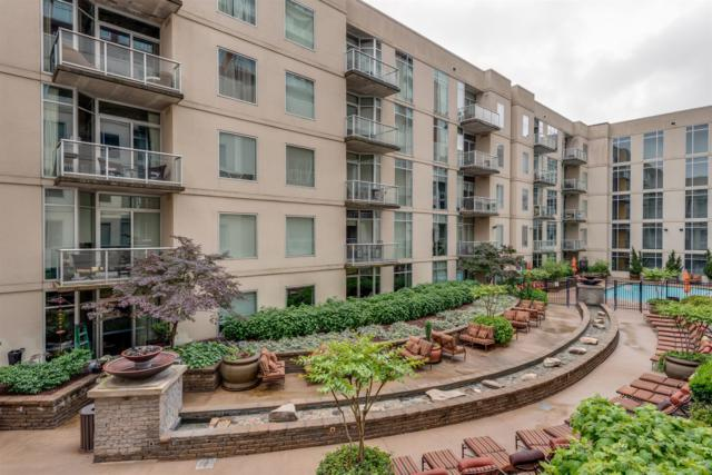 600 12Th Ave S Apt 506, Nashville, TN 37203 (MLS #2042031) :: Village Real Estate
