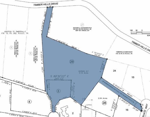 1046 Parsons P Way Lot 3/ 5.19A, Hendersonville, TN 37075 (MLS #2042035) :: The Milam Group at Fridrich & Clark Realty