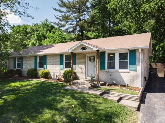 610 Huntington Pkwy, Nashville, TN 37211 (MLS #2042140) :: The Helton Real Estate Group