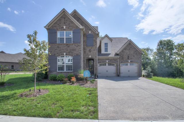122 Monarchos Drive - Lot 260, Gallatin, TN 37066 (MLS #2042239) :: The Helton Real Estate Group