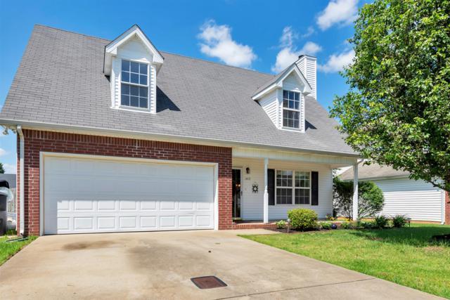 1418 Amal Dr, Murfreesboro, TN 37128 (MLS #2042306) :: Village Real Estate