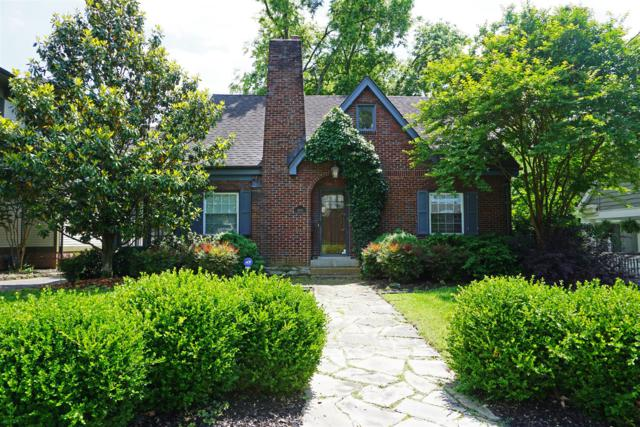 2009 Beechwood Ave., Nashville, TN 37212 (MLS #2042319) :: The Group Campbell powered by Five Doors Network