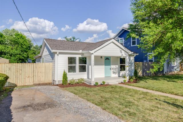 1724 23rd Ave N., Nashville, TN 37208 (MLS #2042330) :: REMAX Elite