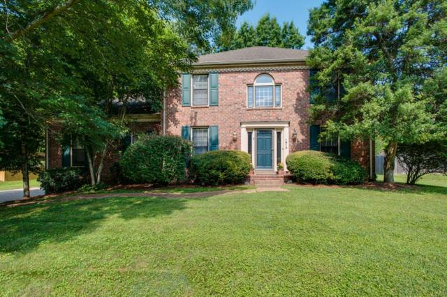 1613 S. Timber Dr, Brentwood, TN 37027 (MLS #2042363) :: Fridrich & Clark Realty, LLC