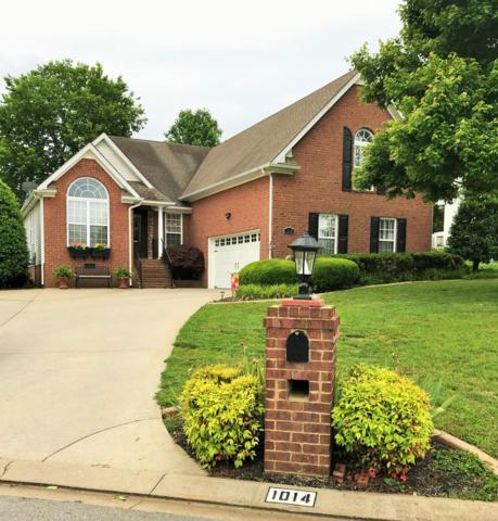 1014 Manderlay Way, Murfreesboro, TN 37130 (MLS #2042434) :: Hannah Price Team