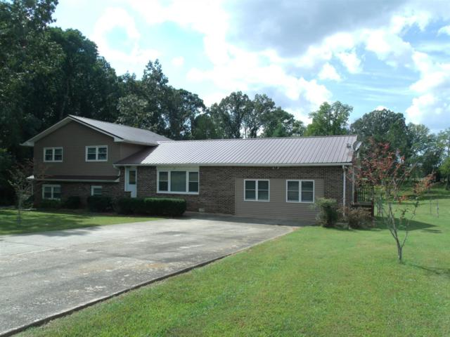 135 Carter Rd, Winchester, TN 37398 (MLS #2042574) :: The Kelton Group