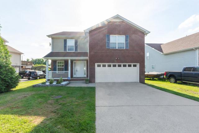 1540 Buchanon Dr, Clarksville, TN 37042 (MLS #2042592) :: Maples Realty and Auction Co.