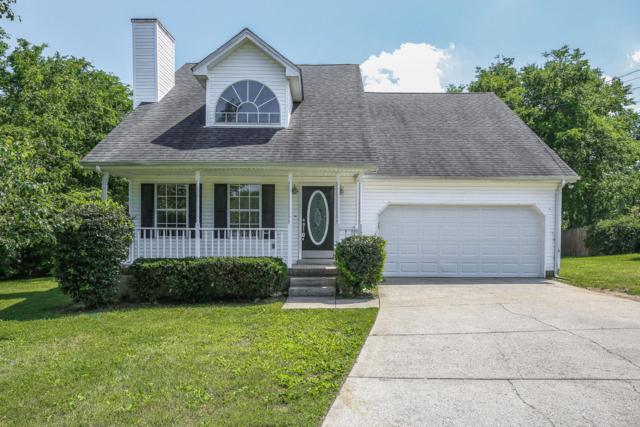 103 Hidden Forest Ln, LaVergne, TN 37086 (MLS #2042630) :: Nashville's Home Hunters