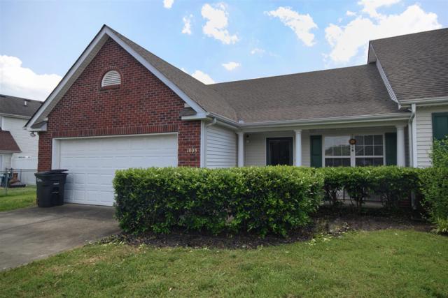 1005 Stonemark Trl, LaVergne, TN 37086 (MLS #2042666) :: Nashville's Home Hunters