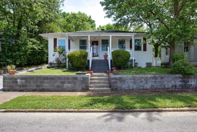 503 Hadley Ave, Old Hickory, TN 37138 (MLS #2042692) :: The Kelton Group