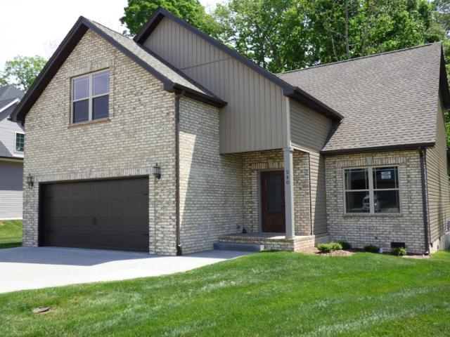 240 Towes Ln, Clarksville, TN 37043 (MLS #2042827) :: The Helton Real Estate Group