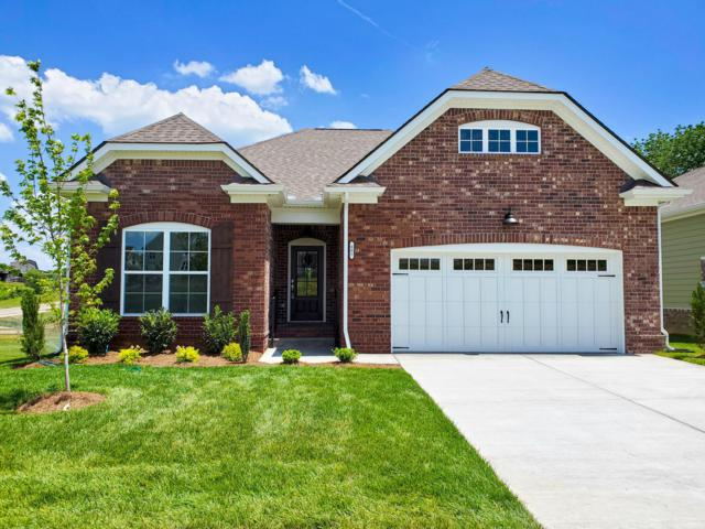 503 Cunningham Court, Lot #208, Mount Juliet, TN 37122 (MLS #RTC2042901) :: John Jones Real Estate LLC