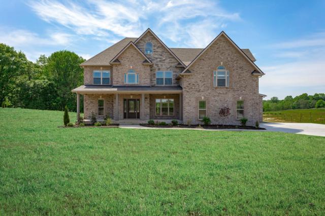16 Savannah Glen Lot 16, Clarksville, TN 37043 (MLS #2043052) :: Village Real Estate