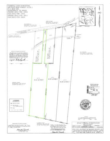 4590 Dugger Rd, Culleoka, TN 38451 (MLS #2043059) :: Village Real Estate