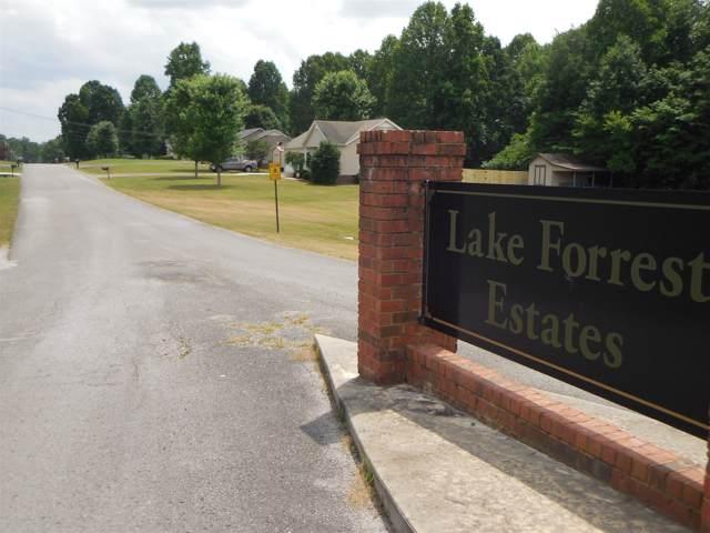 25 Lake Forrest Rd, Lynchburg, TN 37352 (MLS #RTC1784785) :: Five Doors Network
