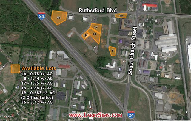 135 Rutherford Blvd, Murfreesboro, TN 37127 (MLS #RTC1796359) :: Nashville on the Move