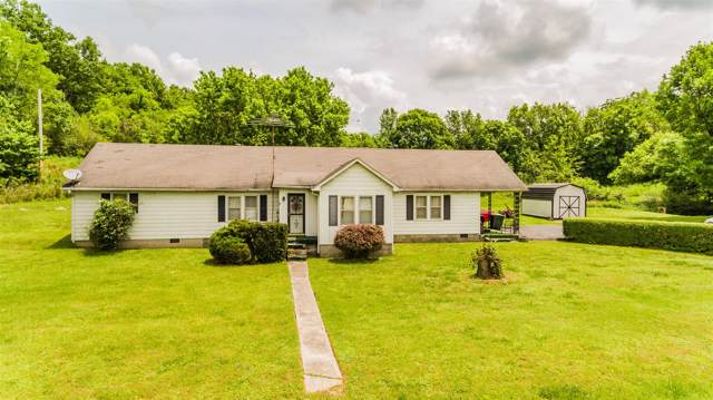 451 Gordonsville Hwy, Gordonsville, TN 38563 (MLS #RTC1800894) :: Your Perfect Property Team powered by Clarksville.com Realty