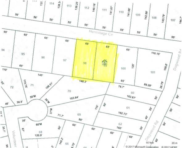 0 Hermitage Cir, Bumpus Mills, TN 37028 (MLS #RTC1829842) :: Village Real Estate