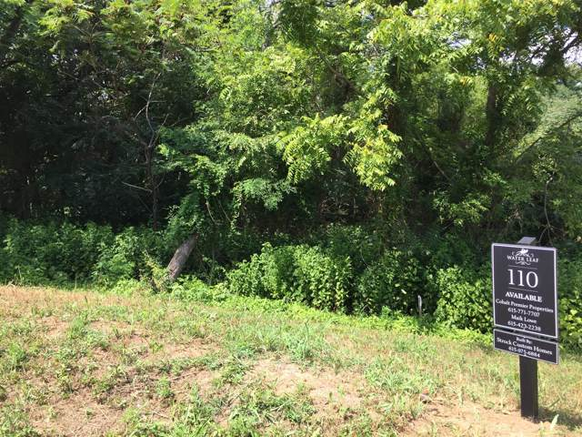 5042 Water Leaf Dr (Lot 110), Franklin, TN 37064 (MLS #RTC1848309) :: Ashley Claire Real Estate - Benchmark Realty