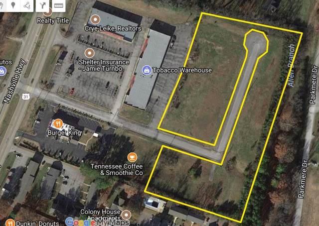 0 Commerce Court N, Columbia, TN 38401 (MLS #RTC1882976) :: Nashville on the Move
