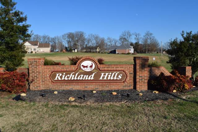 140 Rigney Rd, Manchester, TN 37355 (MLS #RTC1889996) :: Village Real Estate